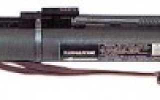 Ручной противотанковый гранатомет 6Г18 РПГ-22 Нетто (Россия)
