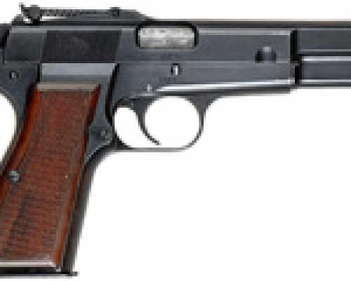Пистолет Browning M1935 (Бельгия)