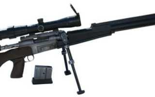 Снайперская винтовка FR-F1 / FR-F2 (Франция)