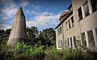 «Винкельтурм»: Наземное бомбоубежище-башня Третьего Рейха