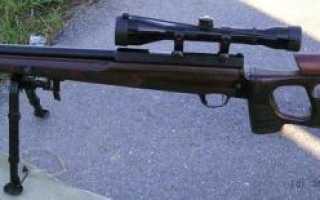 Снайперская винтовка СВ-99 (Россия)