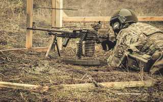 Практическая стрельба в армии и силовых структурах