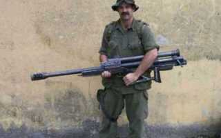 Снайперская винтовка RT-20 (Хорватия)