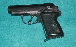 Пистолет P64 (Польша)