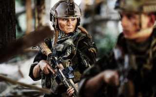 8 cтран, где женщины-военные служат в боевых подразделениях