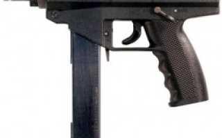 Штурмовой пистолет Kimel AP9 (США)