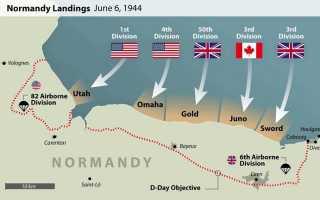 Операция «Тигр» 1944 года: военные учения, унесшие тысячу жизней
