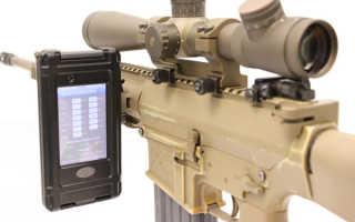 Снайперская винтовка M110 SASS (США)