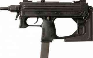 Пистолет-пулемёт Ruger MP9 (США)