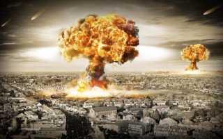 Ядерный голод. Одна из причин гибели цивилизации