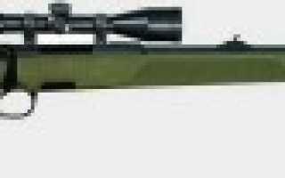 Снайперская винтовка Steyr SSG-69 (Австрия)