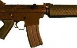 Штурмовая винтовка Bofors AK5 (Швеция)