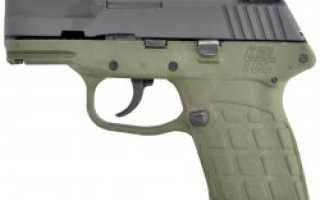 Пистолет Kel-Tec PF-9 (США)