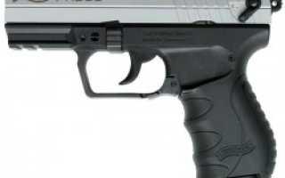 Пистолет Walther PK380 (Германия)