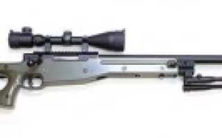 Снайперская винтовка L96A1 (Великобритания)