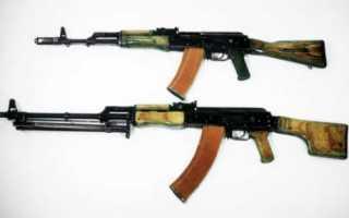 Крупный калибр: 5 самых популярных моделей стрелкового оружия