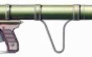 Противотанковый гранатомёт RB M57 (Югославия)