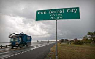 Города США, жители которых обязаны иметь огнестрельное оружие
