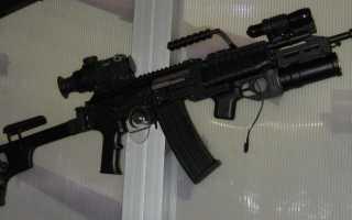 Штурмовая винтовка Zastava M-21 (Сербия)