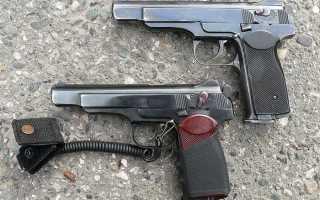 Автоматический пистолет Стечкина (АПС): легендарное оружие родом из СССР