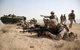 Армия США — распространение мирового влияния