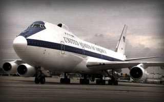 Boeing E-4B — самолет судного дня
