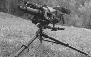 Автоматический гранатомёт Saco Defense Mk.47 Striker 40 (США)