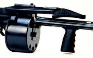 Боевое ружьё Armsel Striker (ЮАР)