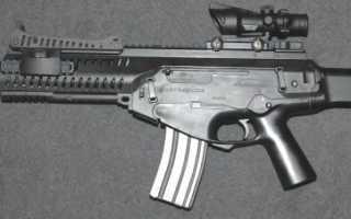 Штурмовая винтовка Beretta ARX-160 (Италия)
