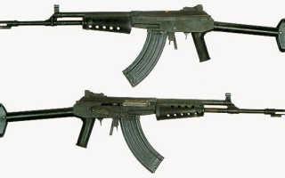 Штурмовая винтовка Sako Rk.90 (Финляндия)
