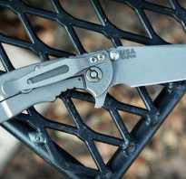 Hinderer XM-18 — знаменитый нож от Рика Хиндерера