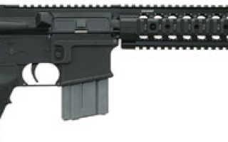 Снайперская винтовка SIG 516 Precision Marksman (США)
