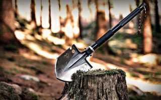 Лопатка-мультитул EST Shovel: как полезный инструмент сделать ещё полезнее