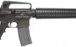 Автоматическая винтовка M16A2 (США)