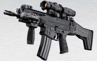 Штурмовая винтовка CZ BREN 2 (Чехия)