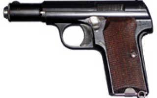 Пистолет «Astra 300» (Испания)