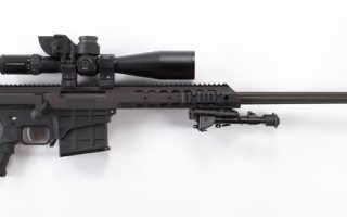 Снайперская винтовка Barrett 98B Bravo (США)