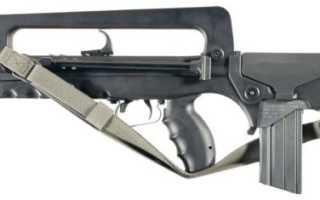 Автоматическая винтовка FAMAS (Франция)