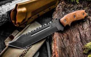 Возвращение легенды: Обновлённый боевой нож «Steel Eagle»