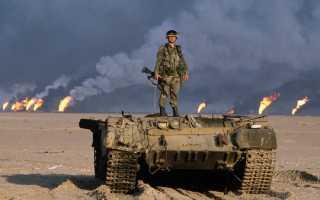 Снаряжение британской армии от Гастингса до «Бури в Пустыне»