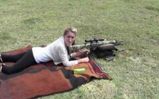 Полуатоматическая винтовка Remington R-15 VTR (США)