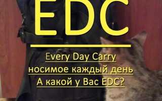 Комплектуем EDC: Повседневная бутылка для воды