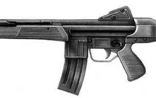 Штурмовая винтовка CETME A/B/mod.58/C (Испания)