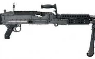 Единый пулемет M240G (США)