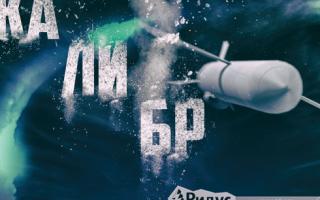 Крылатая ракета «Калибр» или ночной кошмар ИГИЛ
