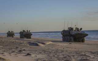 Корпус морской пехоты США — история, структура, вооружение